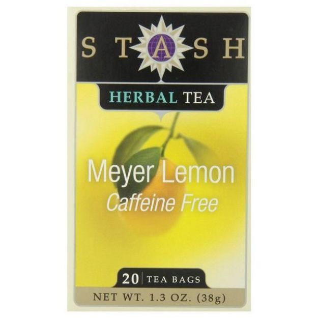 Meyer Lemon (20 tea bags, Stash Tea)