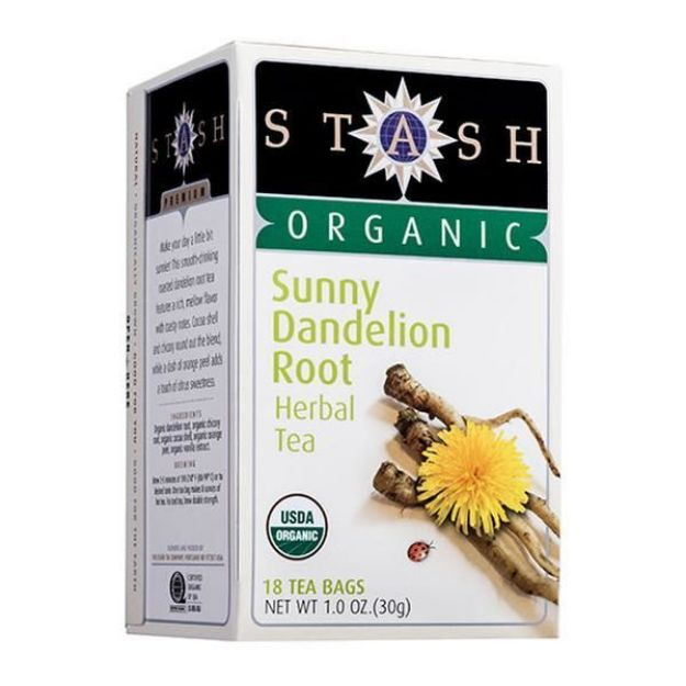 Sunny Dandelion (18 tea bags, Stash Tea)