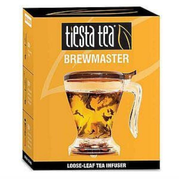 Brewmaster Loose Leaf Tea Infuser (Tiesta)