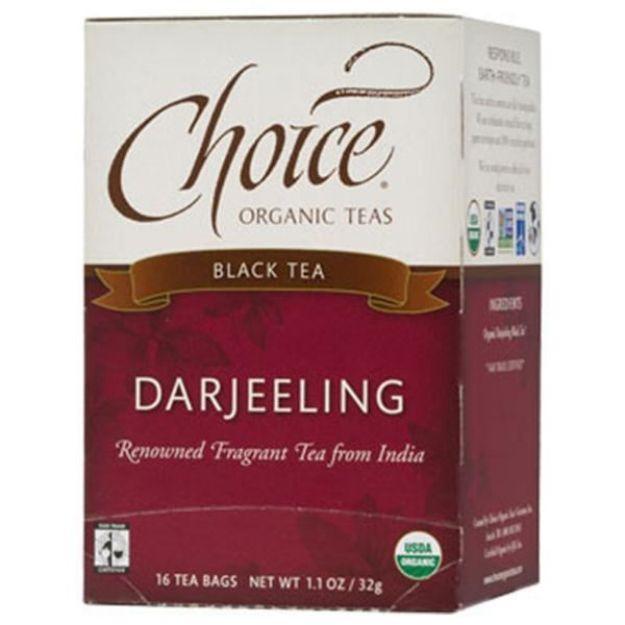 Darjeeling Tea (16 tea bags - Choice Teas)