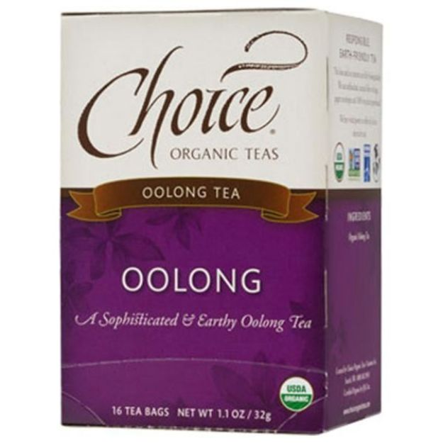 Oolong Tea (16 tea bags - Choice Teas)