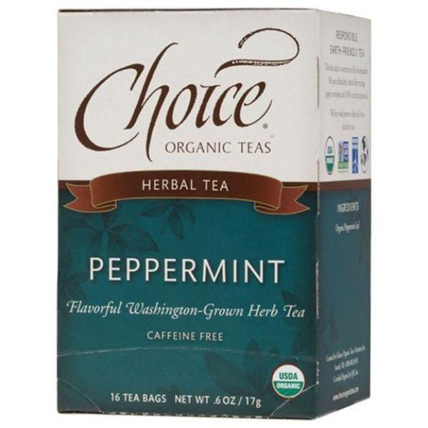Peppermint Tea (16 tea bags - Choice Teas)