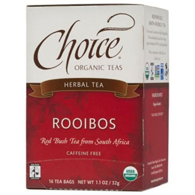 Rooibos Tea (16 tea bags - Choice Teas)