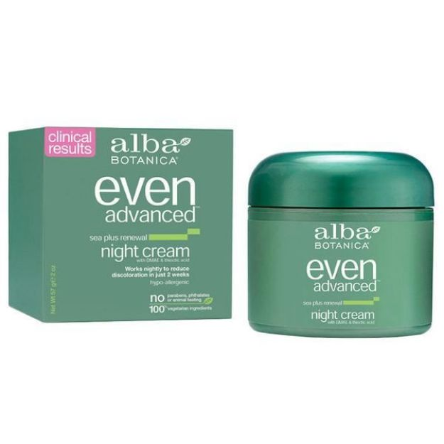 Sea Plus Renewal Night Cream (2 oz., Alba Botanica)