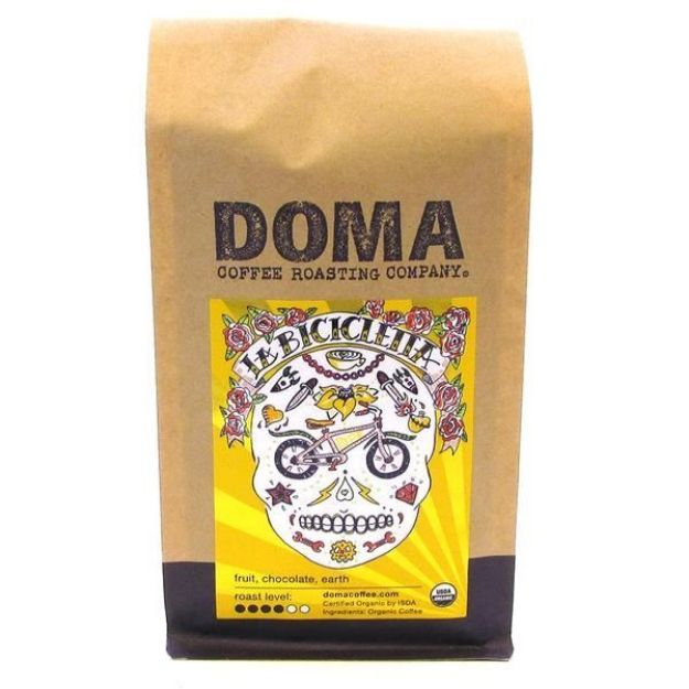 La Bicicletta Whole Bean Coffee (12 oz., DOMA Coffee Roasting Company)