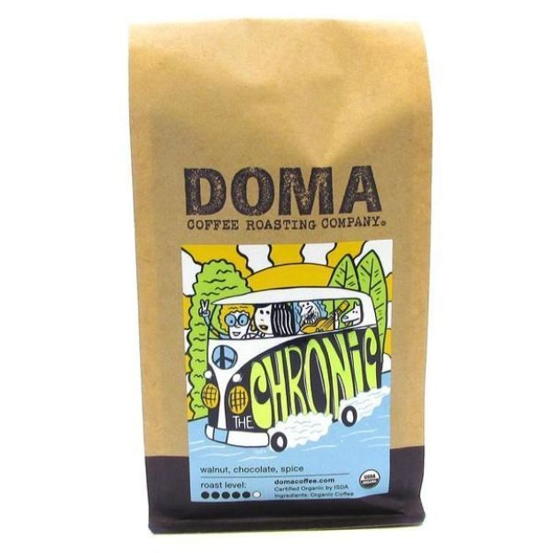 The Chronic Blend Whole Bean Coffee (12 oz., DOMA Coffee Roasting Company)