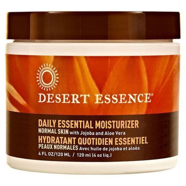Facial Moisturizer - Daily Essential (4 fl. oz., Desert Essence)