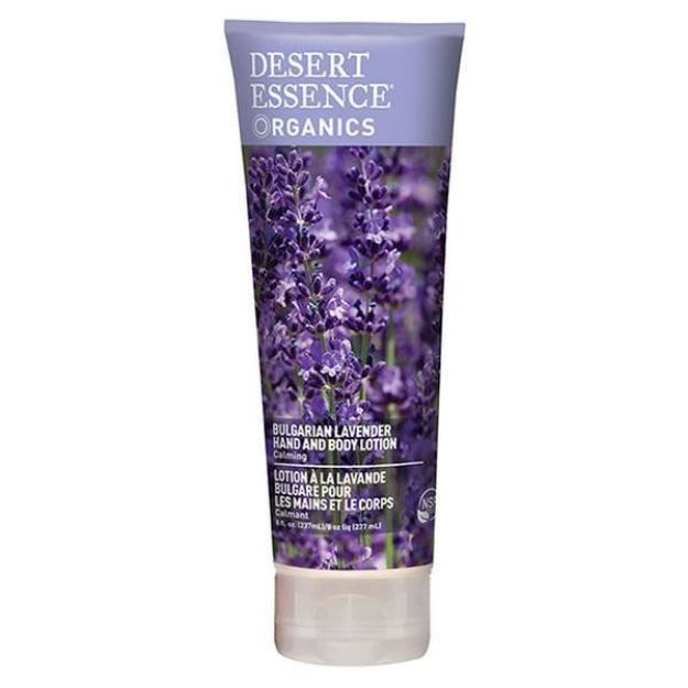Hand & Body Lotion - Lavender (8 fl. oz., Desert Essence)