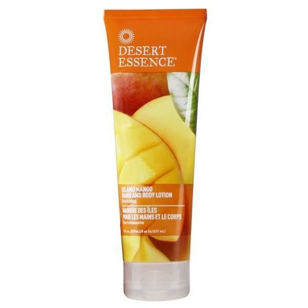 Hand & Body Lotion - Mango (8 fl. oz., Desert Essence)