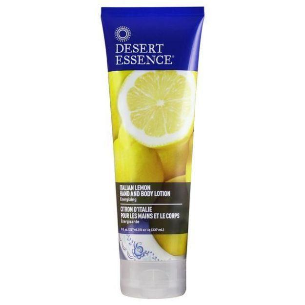 Hand & Body Lotion - Italian Lemon (8 fl. oz., Desert Essence)