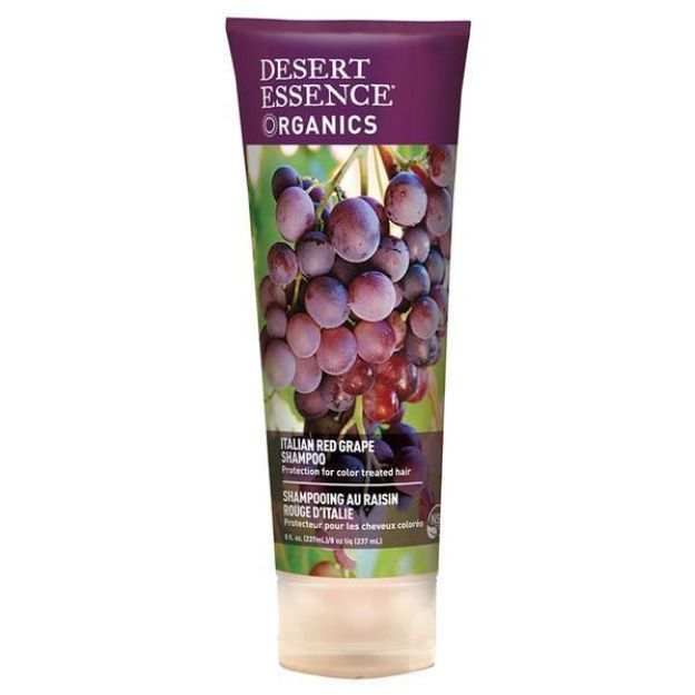 Shampoo - Red Grape (8 fl. oz., Desert Essence)