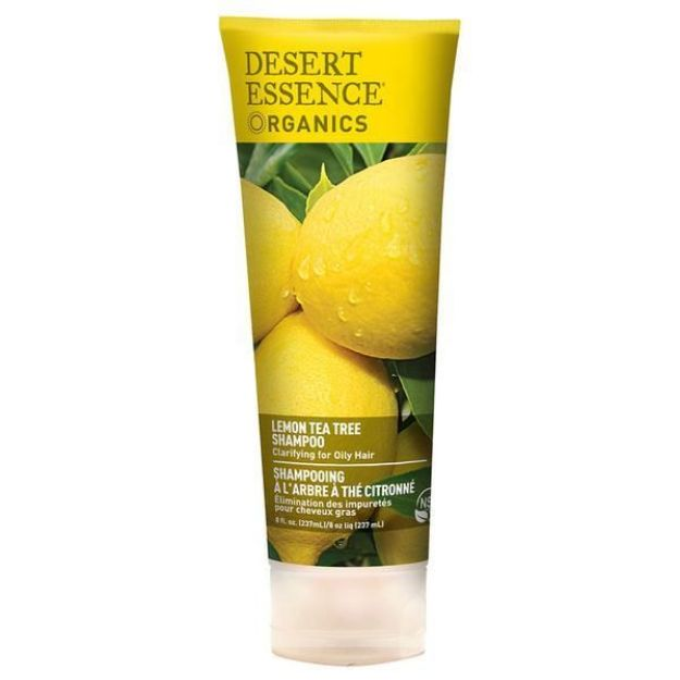 Shampoo - Lemon Tea (8 fl. oz., Desert Essence)