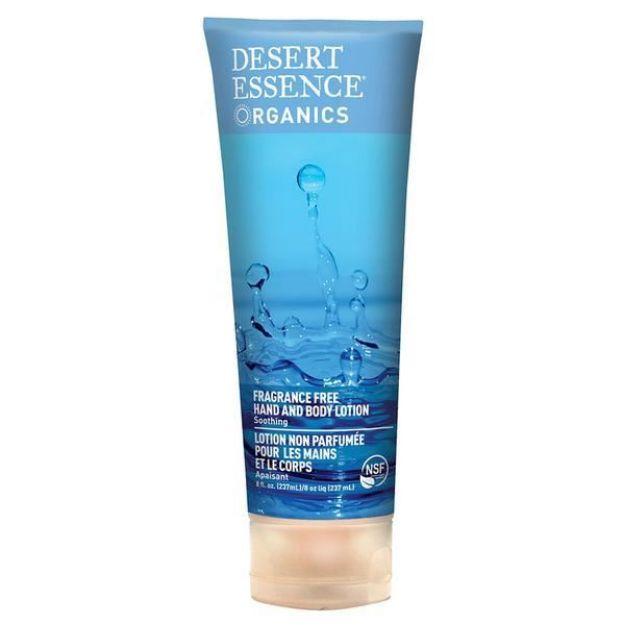 Hand & Body Lotion - Unscented (8 fl. oz., Desert Essence)