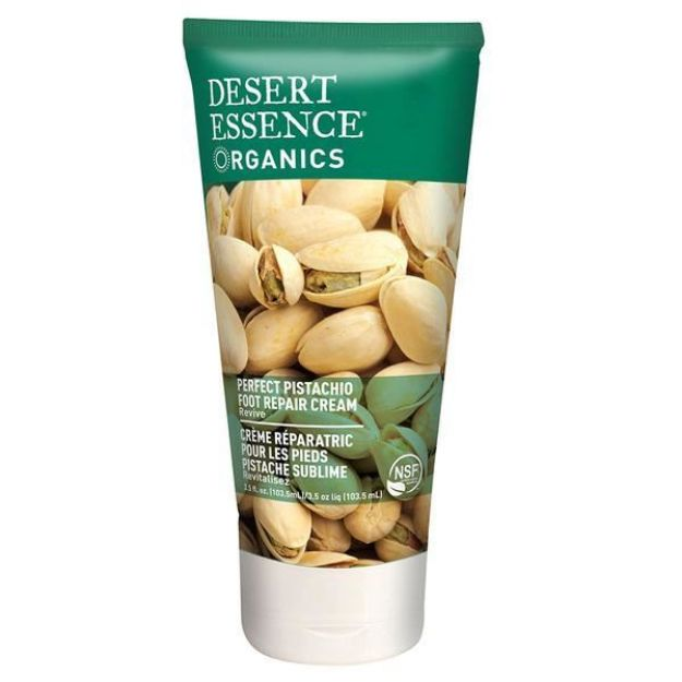 Foot Repair Cream - Pistachio (3.5 oz., Desert Essence)