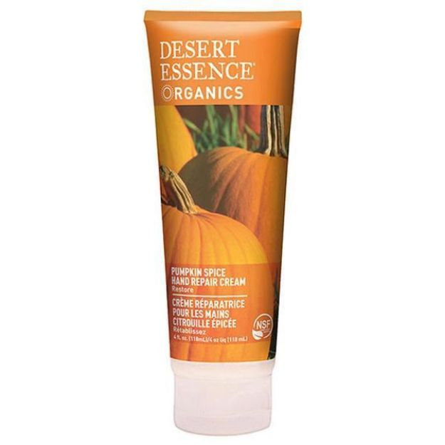 Hand Repair Cream - Pumpkin Spice (3.5 oz., Desert Essence)