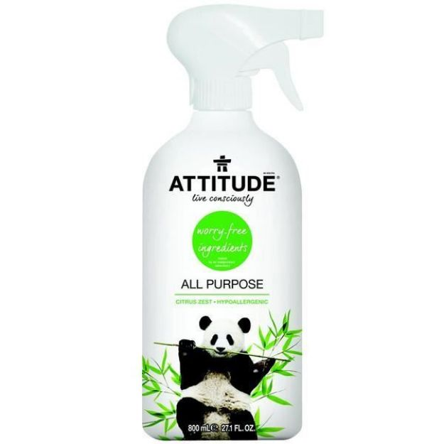 Cleaner - All Purpose - Citrus Zest (27 fl. oz., Attitude)