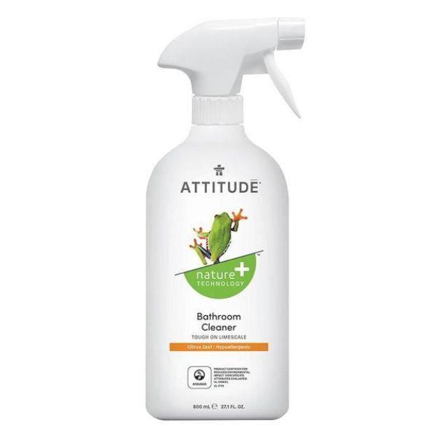 Cleaner - Bathroom - Citrus Zest (27 fl. oz., Attitude)