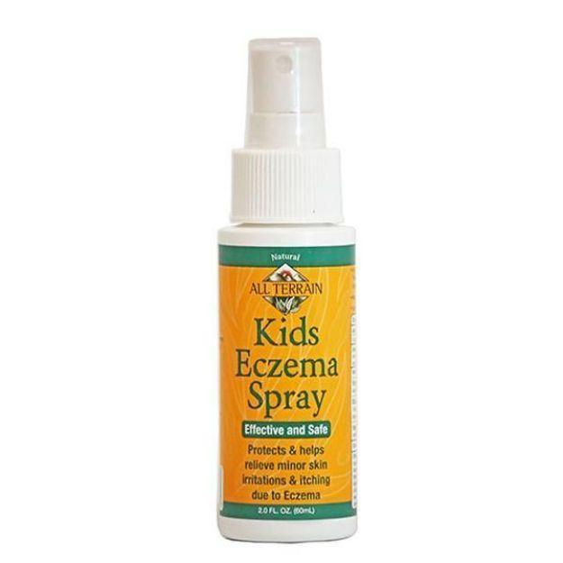 Kids Eczema Spray (2 oz., All Terrain)