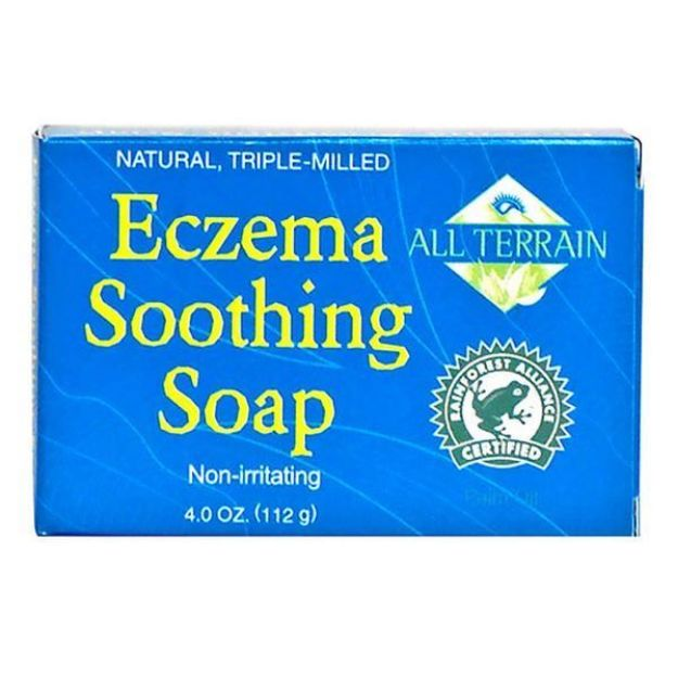 Eczema Soothing Bar Soap (4 oz., All Terrain)