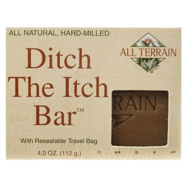 Ditch the Itch Bar Soap (4 oz., All Terrain)