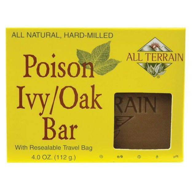 Poison Ivy / Oak Bar Soap (4 oz., All Terrain)