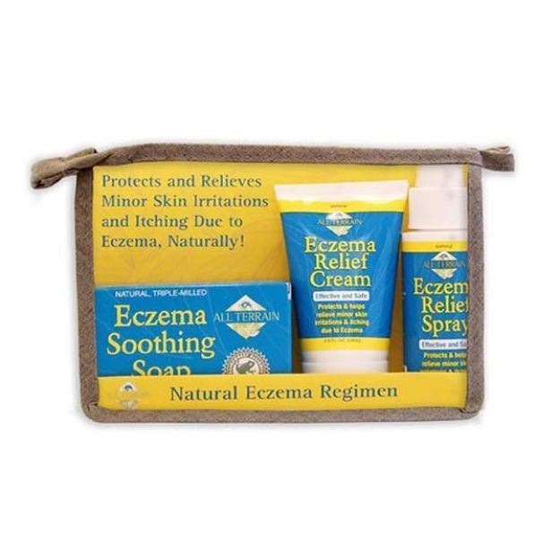 Natural Eczema Regimen (3 pc, All Terrain)