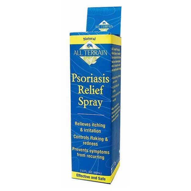 Psoriasis Relief Spray (2 oz., All Terrain)
