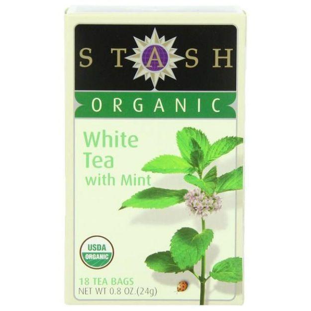 White Peach Oolong Tea (18 tea bags, Stash Tea)